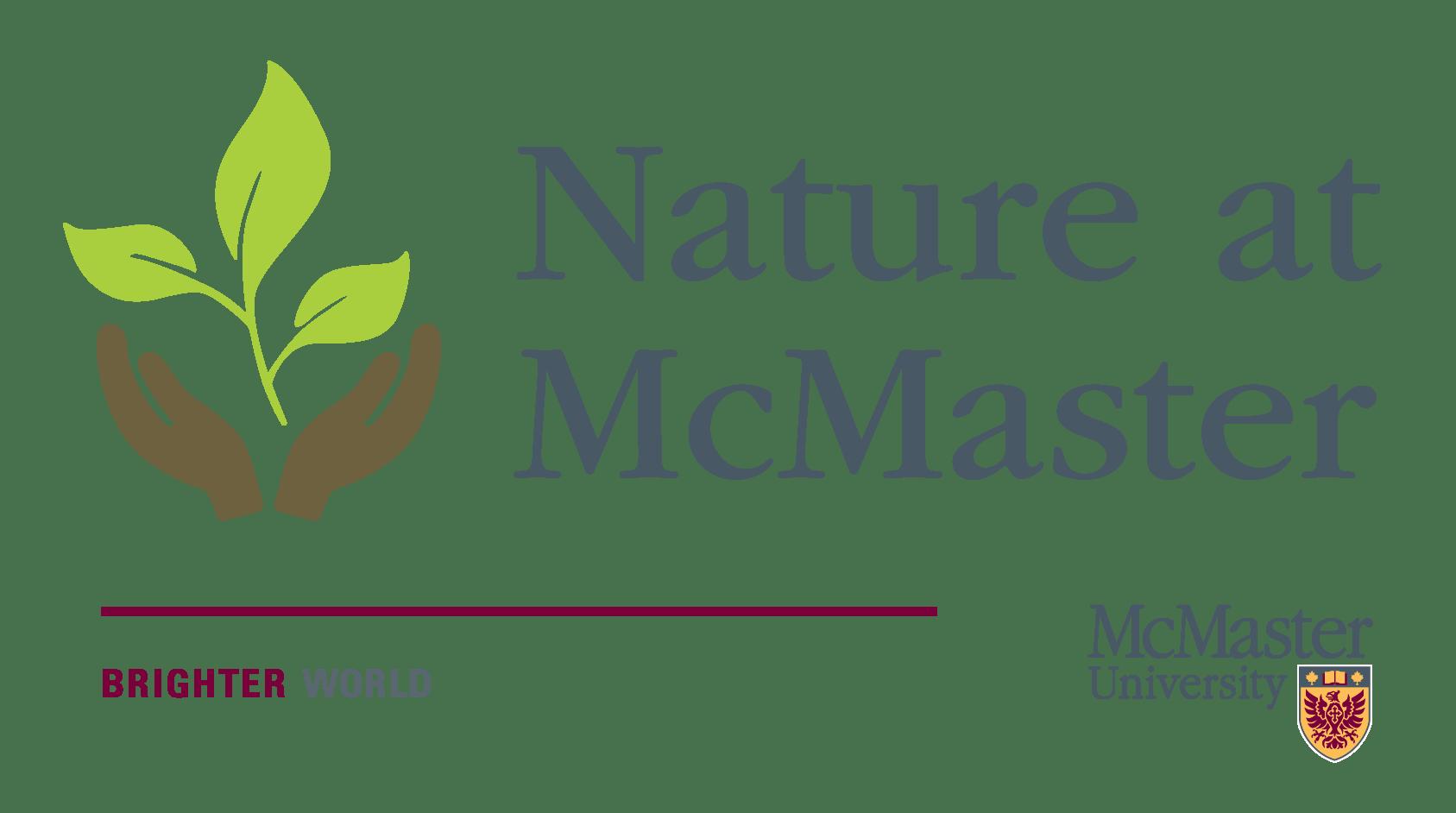 Nature at McMaster logo
