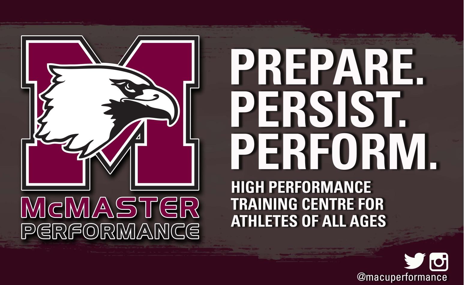 McMaster Performance Logo