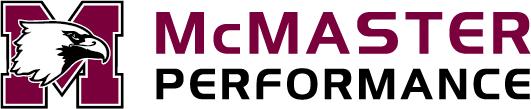 McMaster Performance Logo 2